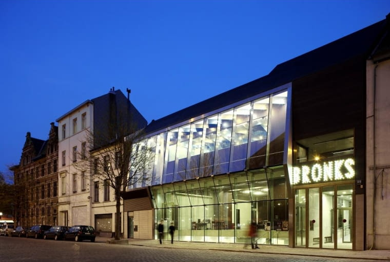 Bronks Youth Theatre, Brussels