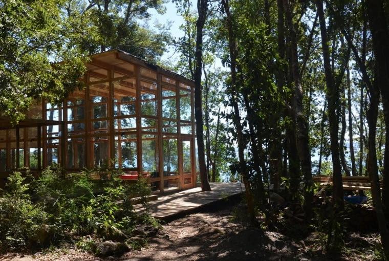 'Rupanco House', projekt: German Squella