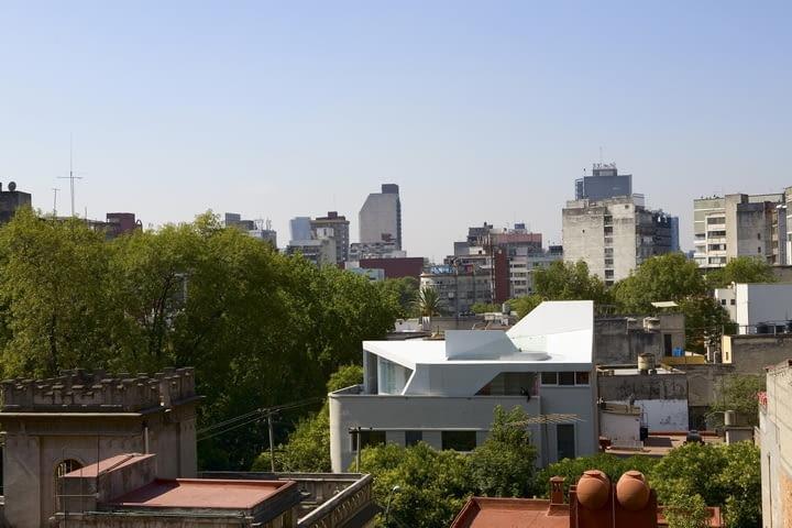 corian, dupont, architektura, meksyk, dom jednorodzinny