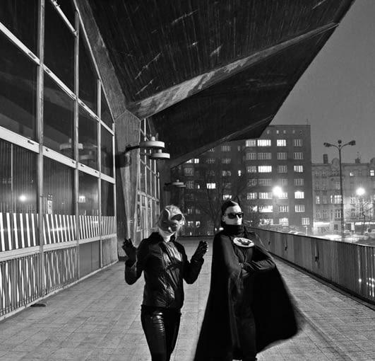 brutalizm, konkurs, kielichy, dworzec w katowicach