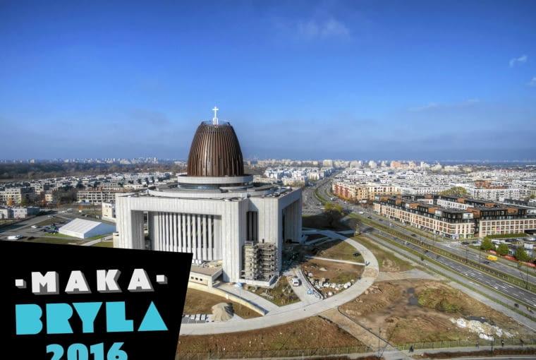 Świątynia Opatrzności Bożej w Warszawie została wybrana przez czytelników serwisu Bryła - Makabryłą roku 2016