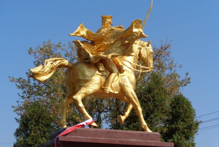 Złoty Ułan w Kałuszynie