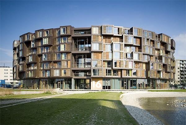 Kopenhaga, akadmeik, Aart Arkitektfirma