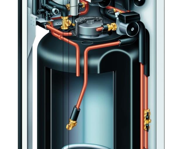 Podobnie jak kotły, również zasobniki ciepłej wody powinny być kontrolowane
