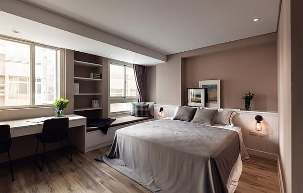 nowoczesne mieszkanie, nowoczesne wnętrze, jak wydzielić kuchnię, mieszkanie z otwartą kuchnią