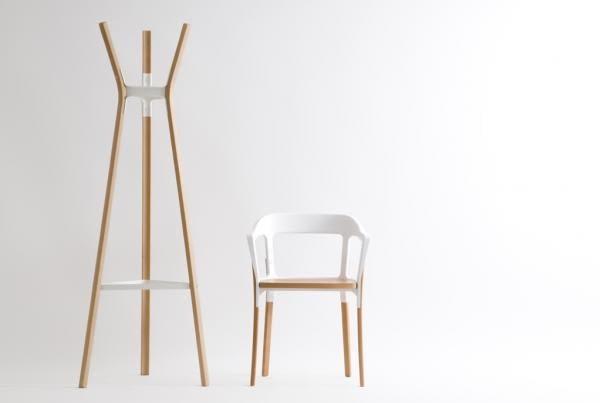 krzesło Vegetal; projekt: bracia Bouroullec dla Vitra