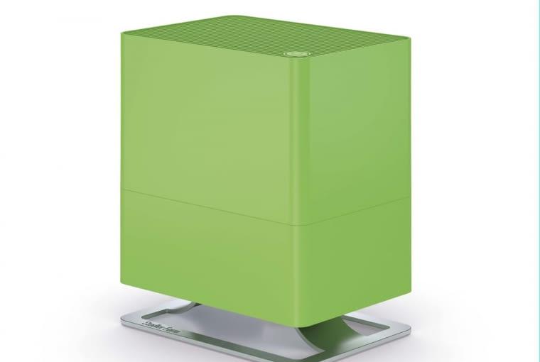 OSKAR, ewaporacyjny, wydajność 370 g/godz., regulacja natężenia nawilżania, 699 zł, Stadler Form