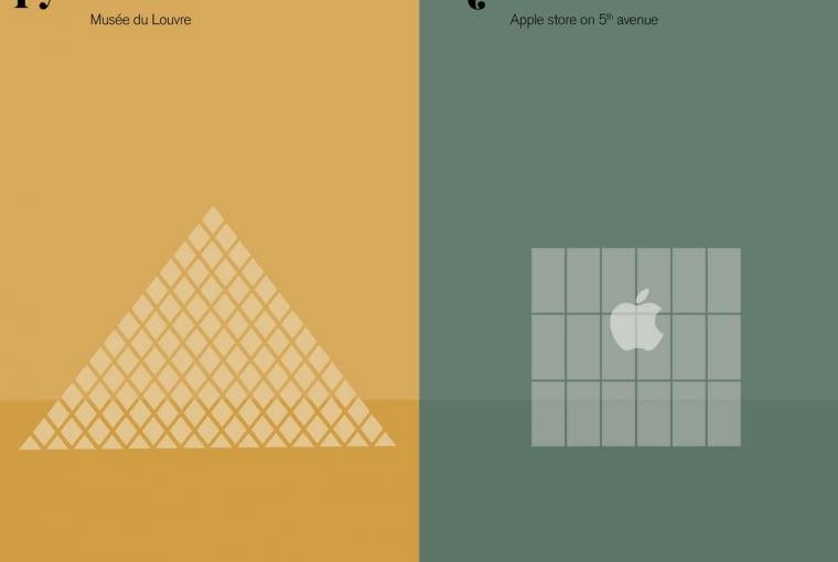 "Książka ""Paris vs New York, a tally of two cities"" ukaże się 2 listopada."