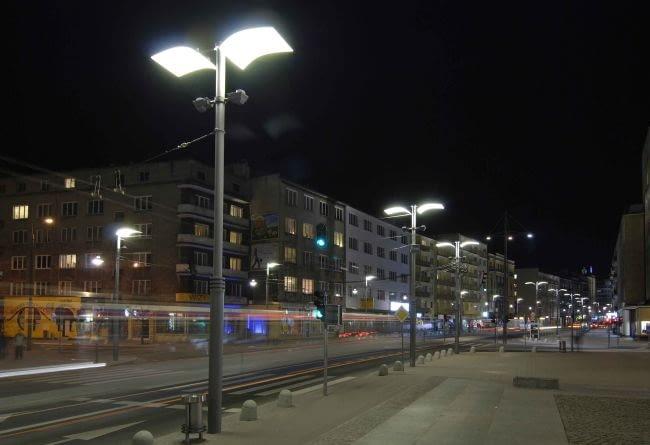 Gdynia - Ulica Świętojańska z Placem Kaszubskim
