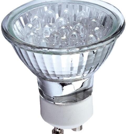 LED-GU10 APOLLO, moc: 1,1 W, trzonek GU 10, barwa: zimnobiała 6500 K, cena: 25 zł