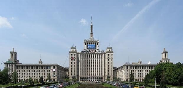 Dom Prasy w Bukareszcie