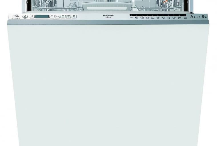 LTF 11H132 O EU, A+++, szer. 62 cm, 11 programów, zmywanie strefowe, regulowany kosz, 2049 zł, Hotpoint
