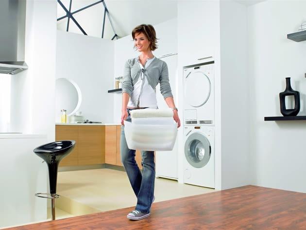 pralka do zabudowy, pralka w kuchni