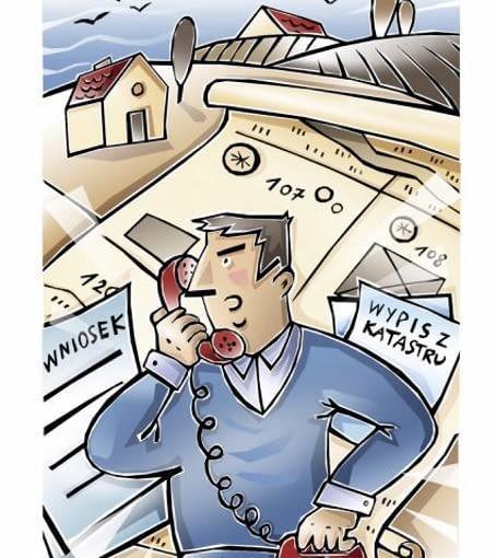 Rozgraniczenie nieruchomości bywa czasem kłopotliwe - problemy mogą stwarzać i sąsiedzi u urząd