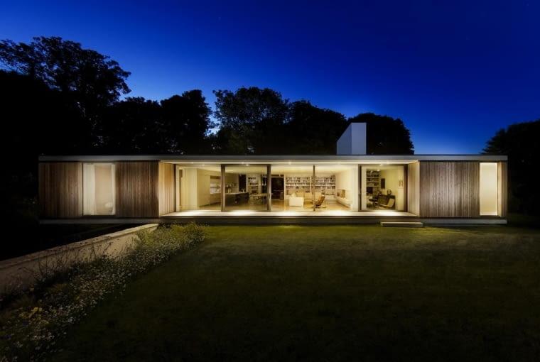 Willa w Wielkiej Brytanii, projekt: Strom Architects