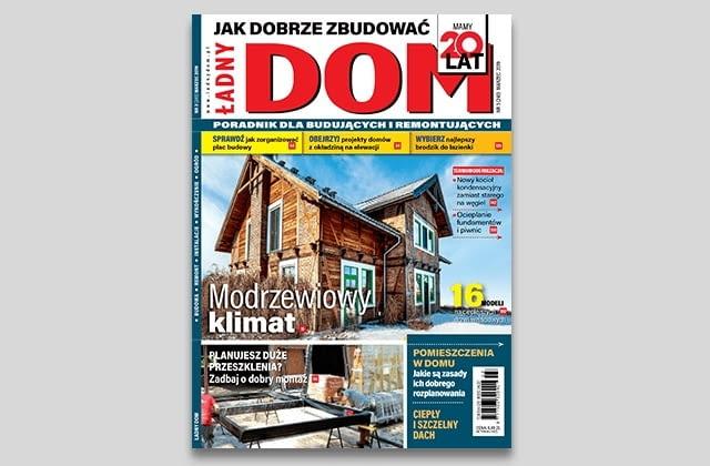Nowy numer magazynu 'Ładny Dom'!