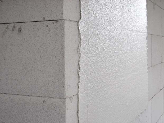 ściany wewnętrzne, tynkowanie, tynk cienkowarstwowy, tynk, tynki