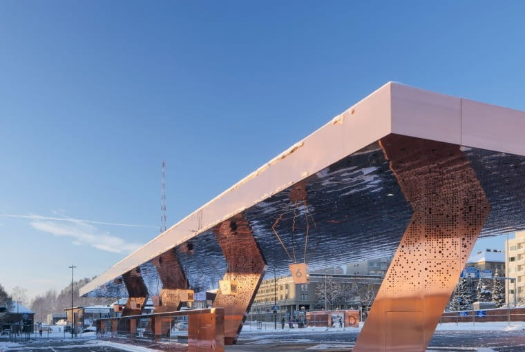 Lahti Travel Centre - Mika Huisman