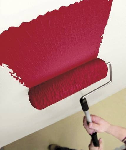 wałek,wałek do malowania,malowanie,malowanie ścian