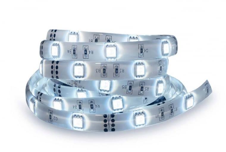 Taśma LED SMD, moc 4,8 W, IP60, 80 zł, ActiveJet