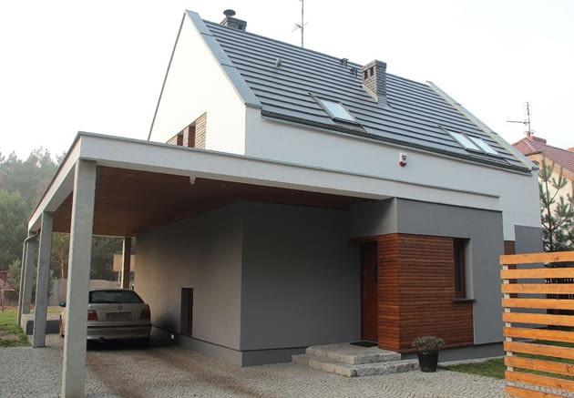 realizacje domów, domy zdjęcia, dom jednorodzinny