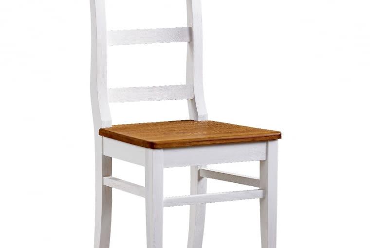 W stylu tego wnętrza: krzesło, drewno sosnowe, meblewoskowane.pl, cena: 170 zł