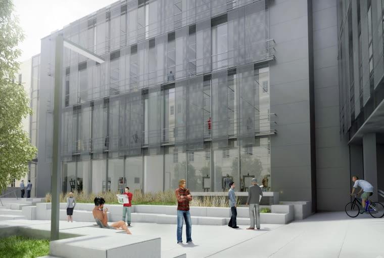 Nowy budynek UAP