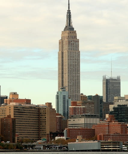 Empire State Building, fot. Smithfl (Wikimedia, CC BY-SA 3.0)