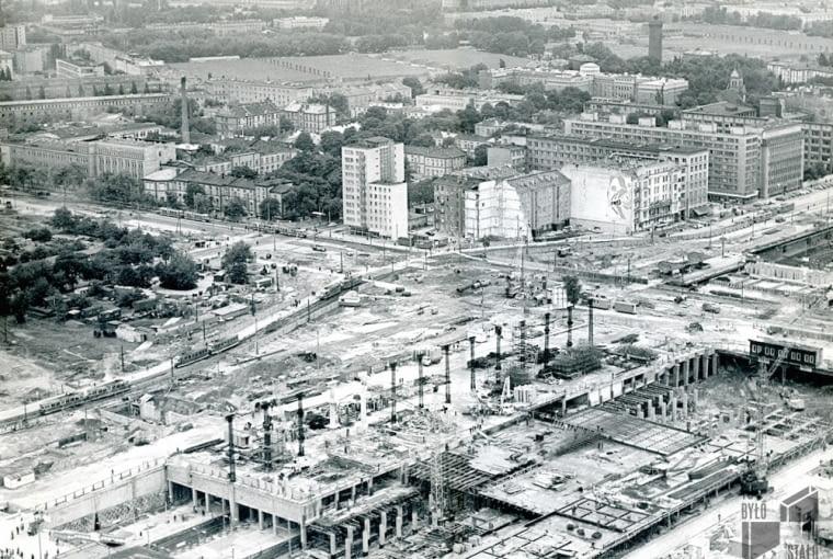 Warszawa Centralna 1973-74