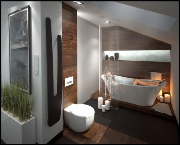 Jakie Drewno Do łazienki