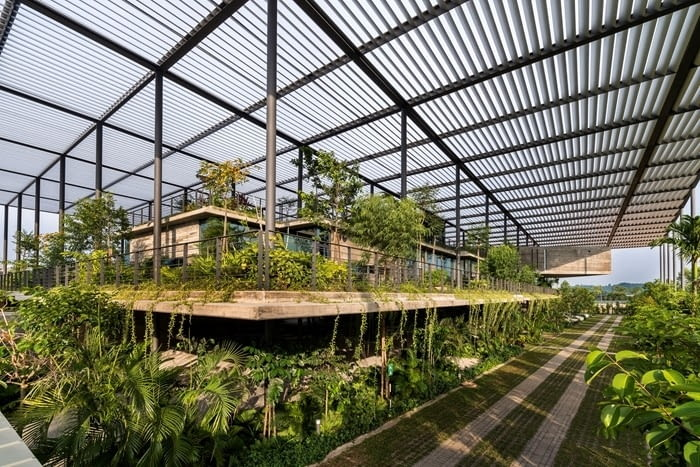 Fabryka w Pengang, źródło zdjęcia: mat. pras. 2018 RIBA International Prize, www.architecture.com