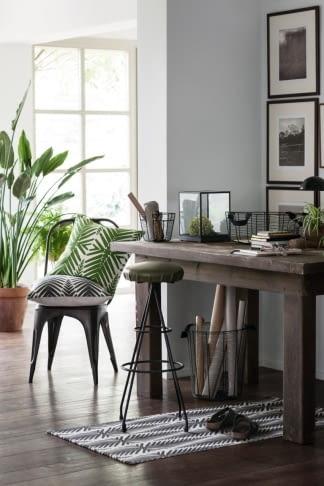 Drewniane meble w naturalnym odcieniu, H&M Home