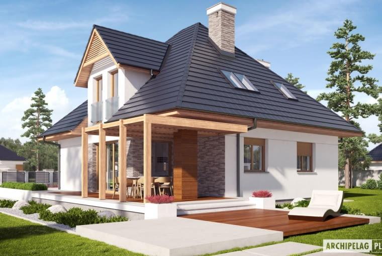 Projekt domu Tilda G1