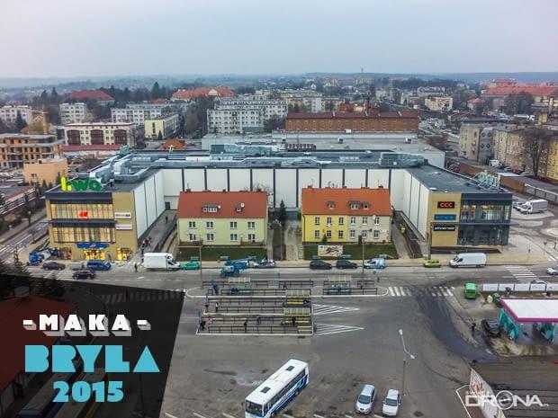 Galeria Handlowa w Kwidzynie - MAKABRYŁA ROKU 2015