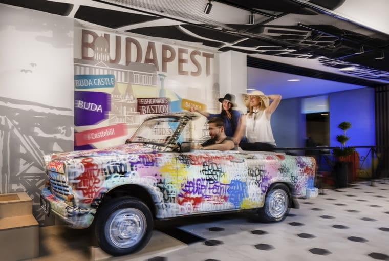 Hotel Mercure Budapest Buda