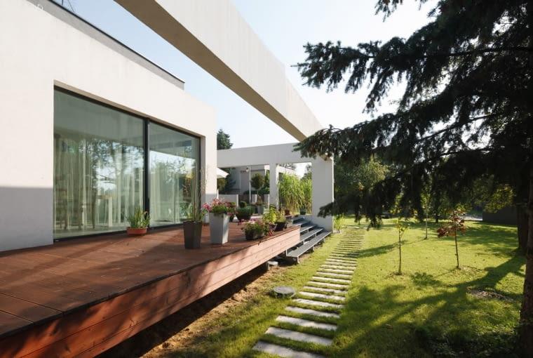 Modernizacja domu kostki w Tychach