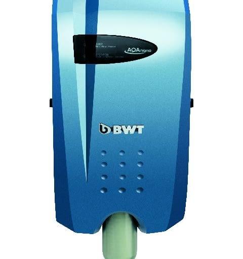 Filtr chroniący instalację wody pitnej przed osadami wapnia i korozją