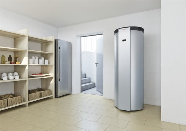 7,8 tys. - Tyle powietrznych pomp ciepła do podgrzewania wody zamontowano w Polsce w 2013 roku