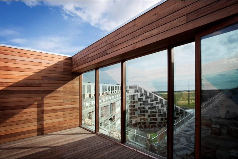 The 8 House. Proj. BIG Architects