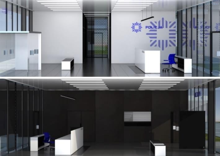Konkurs studialny na opracowanie modelu funkcjonalno-przestrzennego komendy i komisariatu Policji