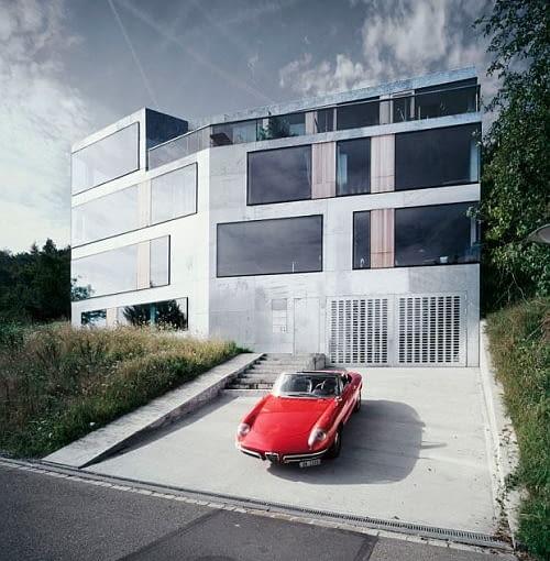 Dom dla architektów i artystów
