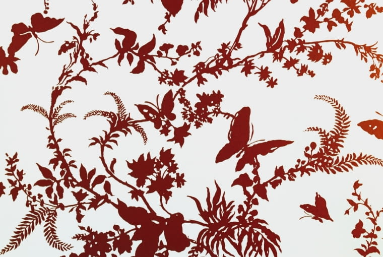 Tapeta FBW-FL11 z kolekcji Flora