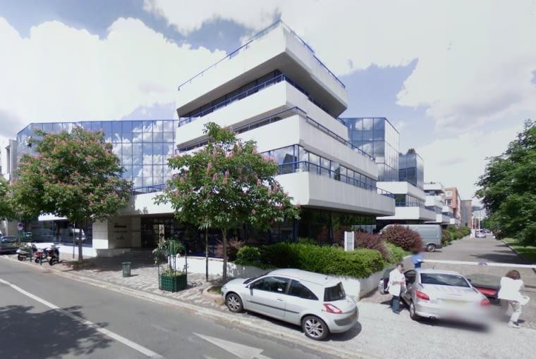 Pacemar Headquarters przed modernizacją