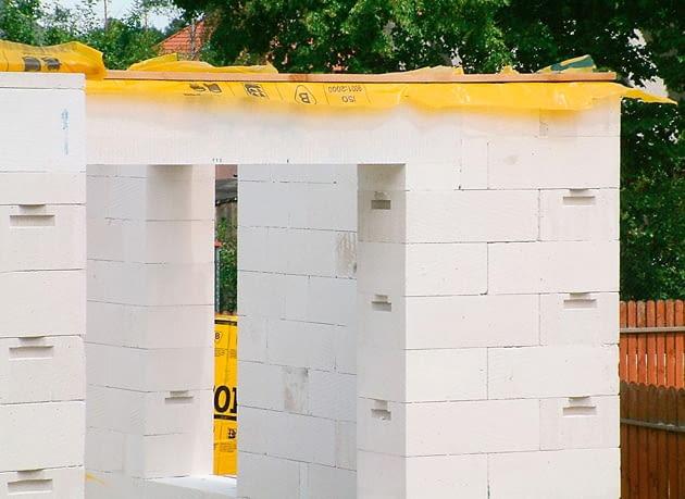 budowa domu, materiały budowlane