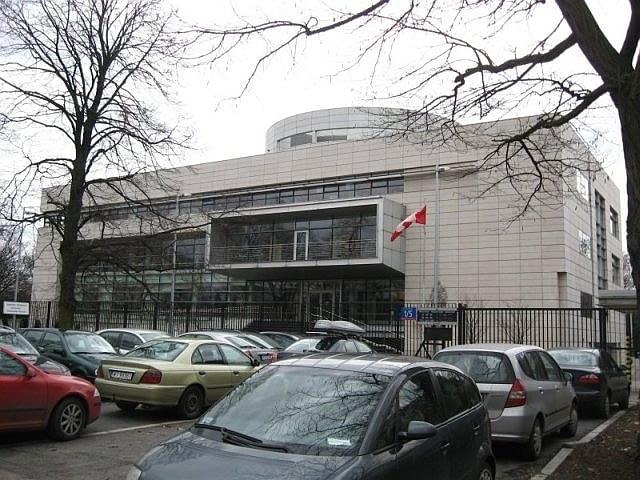 ambasada, kanada, warszawa