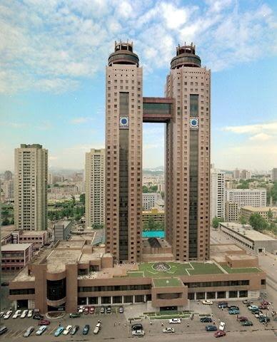 Pjongjang, Hotel Koryo