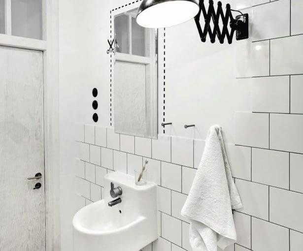 15 pomysłów na lustro w łazience.
