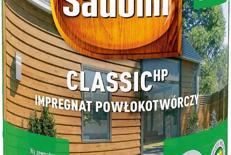 Classic HP/Sadolin | impregnat powłokotwórczy. Cena: 19,11zł/1l