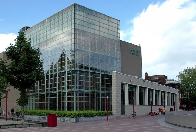 Muzeum Vincenta van Gogha w Amsterdamie (1973)