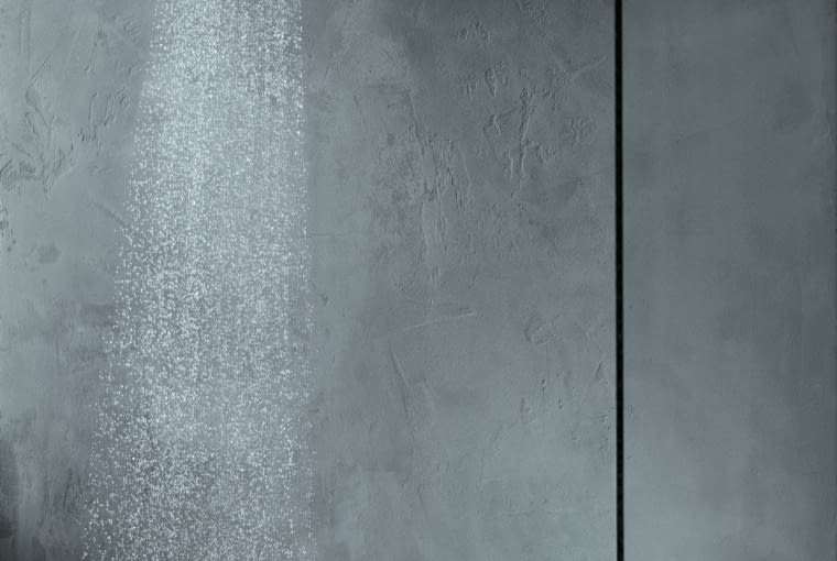deszczownica, prysznic